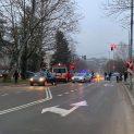30-годишна жена с по-малко от година шофьорски стаж блъсна възрастна жена при катастрофата зад пощата (СНИМКИ) (ОБНОВЕНА)