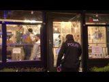 Българин вилня с мачете в турски ресторант (ВИДЕО)