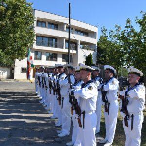 Българските военноморски сили отбелязват 141 години от създаването си
