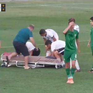 Двама играчи на Лудогорец са в болница след зверски мач със Славия U19 (ВИДЕО)