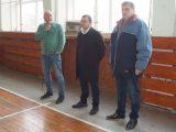 Заместник-кметът Мирослав Грънчаров откри турнира по футбол на малки врати, посветен на Деня на Разград