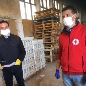 Областният съвет на БЧК-Разград започва раздаване на хранителни продукти на най-нуждаещите се лица в областта