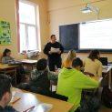 """Обучение в """"Час на класа"""" на ученици от 8 до 11 класове в ПГ """"Васил Левски""""-Исперих"""