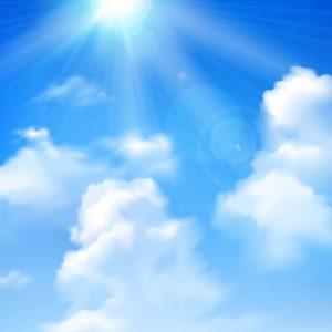 Очаква ни слънчев и топъл ден, вятърът постепенно ще отслабва