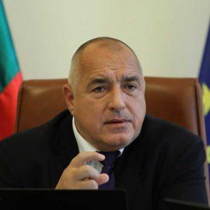 Премиерът Бойко Борисов проведе среща с патриарх Неофит