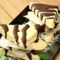 Пригответе си: Кокосови барчета с шоколад