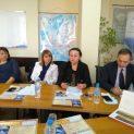 Проведе се дискусия по проблемите на домашното насилие със специалното участие на професор Нели Бояджиева от СУ