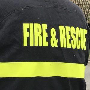Седем пожара горяха в областта през изминалото денонощие