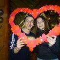 Служители и потребители на КСУПЛУ-Просторно украсиха мост в Разград за Деня на Любовта, празник за тийнейджърите организира Младежкият Превантивен център