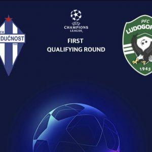Стана ясен часът на първия мач на Лудогорец в Шампионска лига за новия сезон