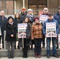 Стотици Кубратчани в подкрепа на малката Катерина