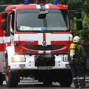 Три пожара горяха вчера в Разградско