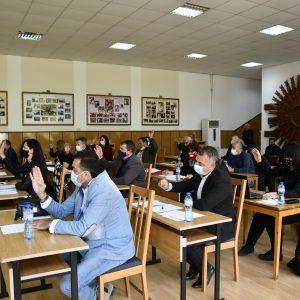За близо час парламентът в Кубрат прие 11 решения