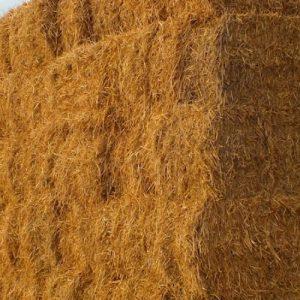 Задигнаха 120 бали слама в Балкански