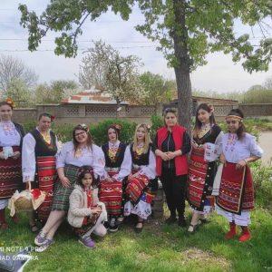 Кубратско празнува подобаващо Лазаровден, църквата с правила за Великден