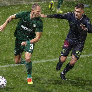Лудогорец победи Берое с 2:0, порой прекрати мача за двайсетина минути