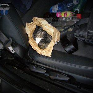 "Митнически служители откриха кокаин в лек автомобил на ""Дунав мост"""