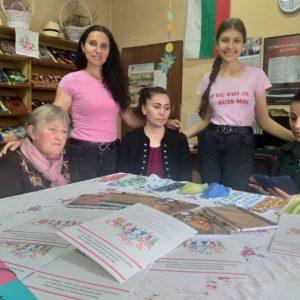 """МКБППМН-Кубрат проведе превантивна беседа """"Щастливо и безопасно лято"""" в бисерската библиотека"""