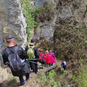 """Над 20 км поход изминаха група на ТД """"Буйна гора"""" през уикенда"""