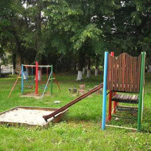 Откриха обновен детски кът в село Йонково