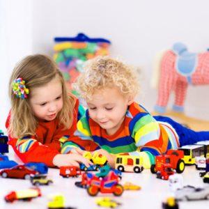 Правила за избор на детски играчки